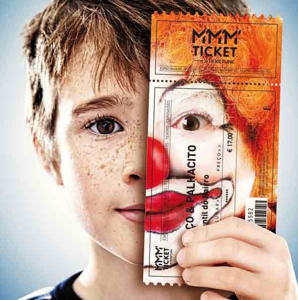 MMM Ticket: Clown