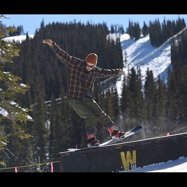 #coppermountain #ski #skiing #snowboarding #snowboard #railpark #snow #colorado #woodwardcopper