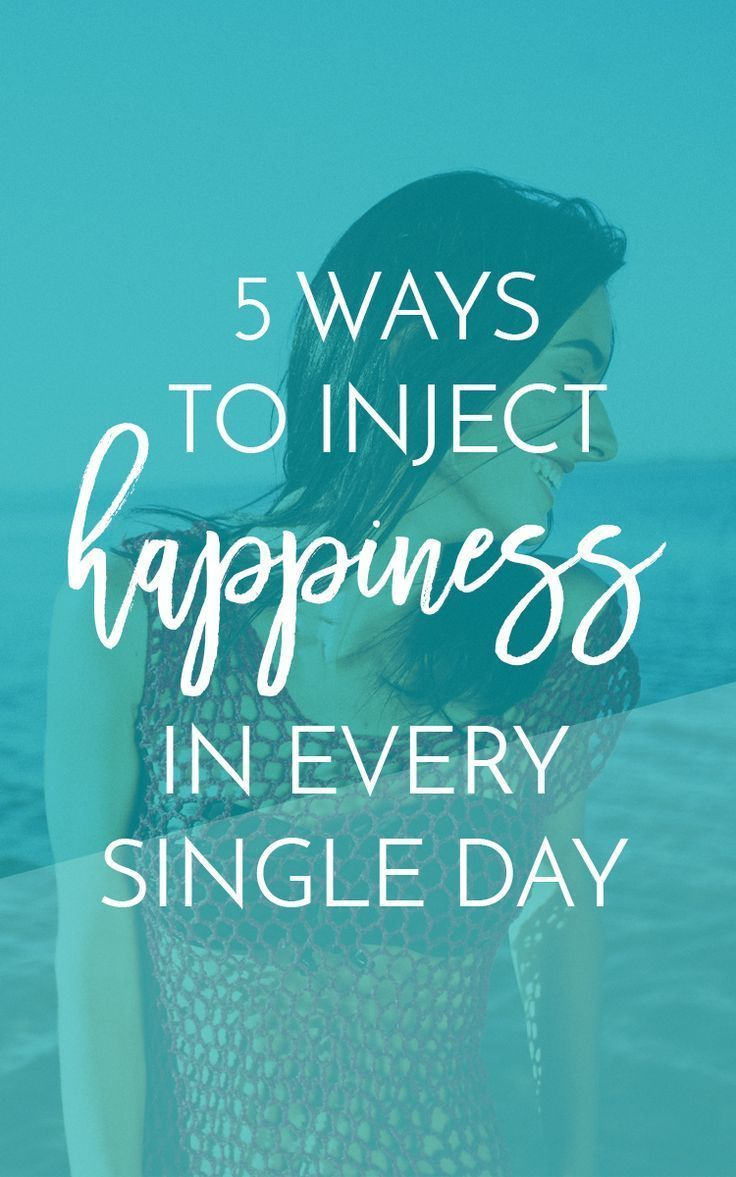Feb 23 5 Ways to Inject Happiness in Everyday | Finding