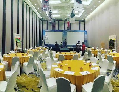 Panggung Jakarta: Event at HARRIS VERTU HOTEL