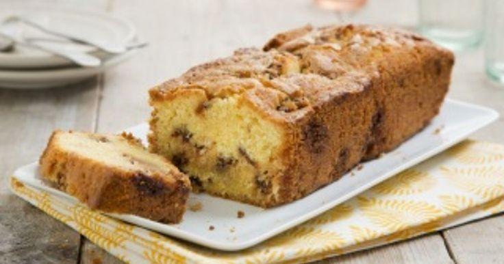 Recept voor Bountycake met kokos
