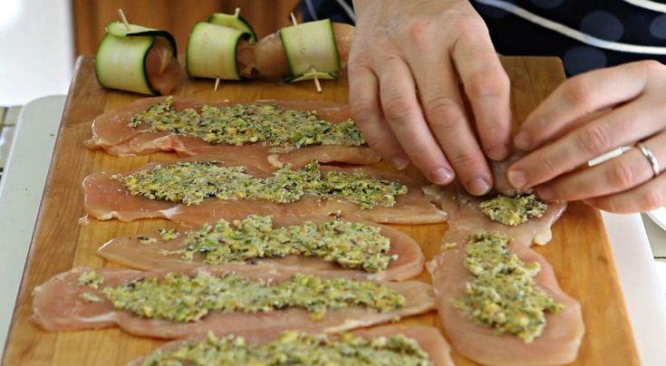 7 вариантов закуски из кабачка: и на пикник можно взять, и гостям подать не стыдно! — В Курсе Жизни