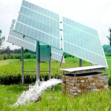 https://flic.kr/p/21LeGWF   Solar Water Pump   Waaree is India's largest Vertically Integrated Solar Energy Solution Company. It provides products like Solar Water Pump, Inverters, Solar Thermal in various series according to your needs and is very cost effective.