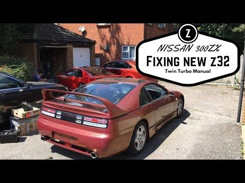 Nissan 300zx - Steering pump Leak and Interior is going back in | Vlog 29