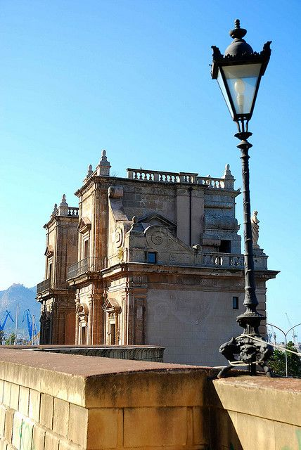 Porta Felice, Palermo - Sicilia
