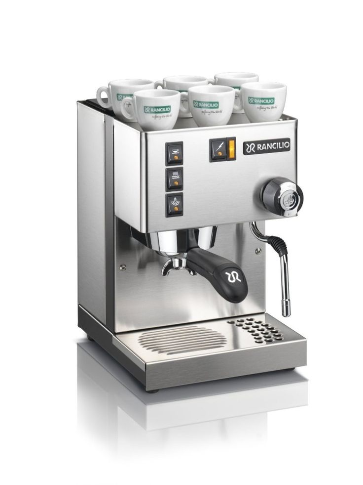 Rancilio Hsd Silvia Espresso Machine Review