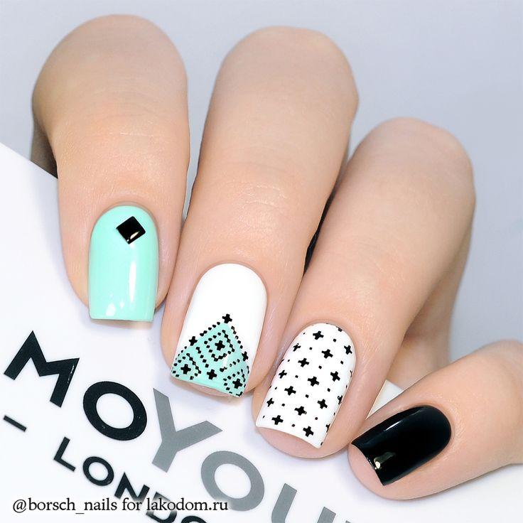 Пластина для стемпинга MoYou London Fashionista 15 - купить с доставкой по Москве, CПб и всей России.