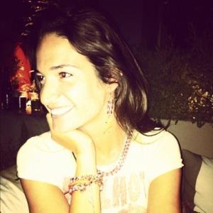 Eva Laskari, Model + Actress