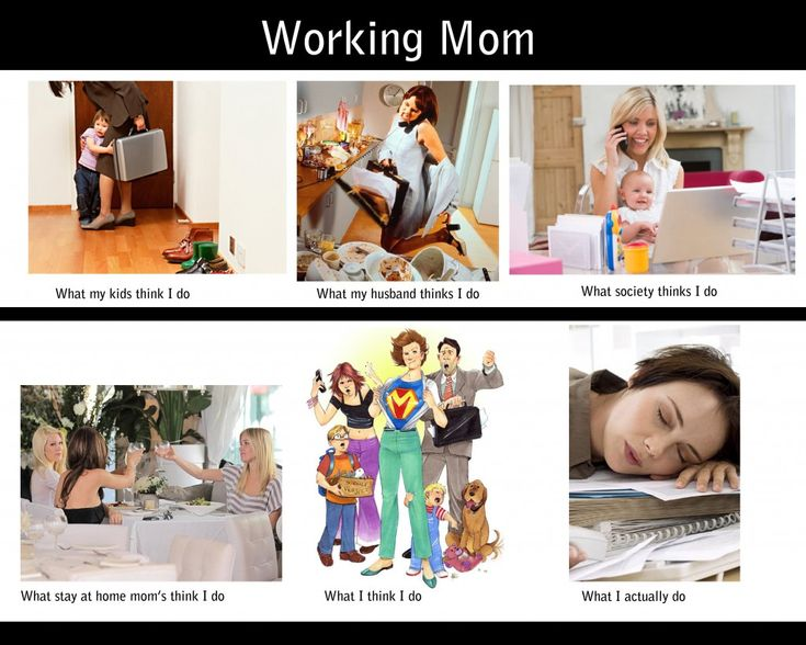 """A Letter to """"Working Moms"""""""