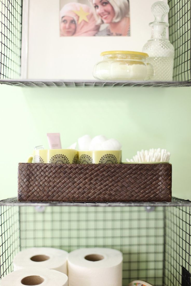 105 best diy bathroom ideas images on pinterest diy bathroom diy hanging basket bathroom storage 19 brilliant bathroom storage ideas
