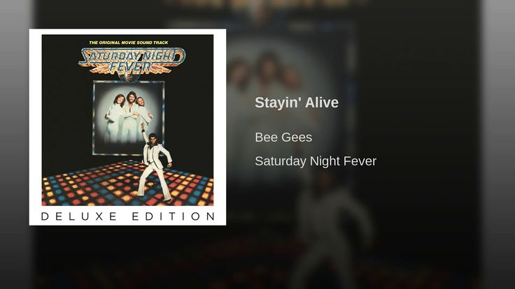 """Stayin' Alive (From """"Saturday Night Fever"""" Soundtrack) - YouTube"""
