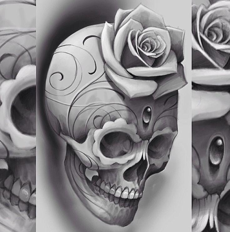 Tattoo Ideas Chicano: Пин от пользователя Игорь на доске Эскизы для тату