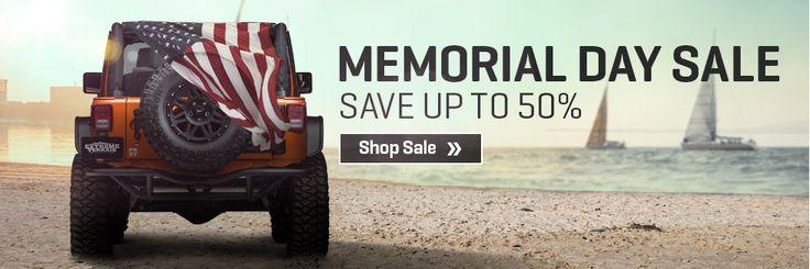 Jeep Wrangler JK Memorial Day Sale