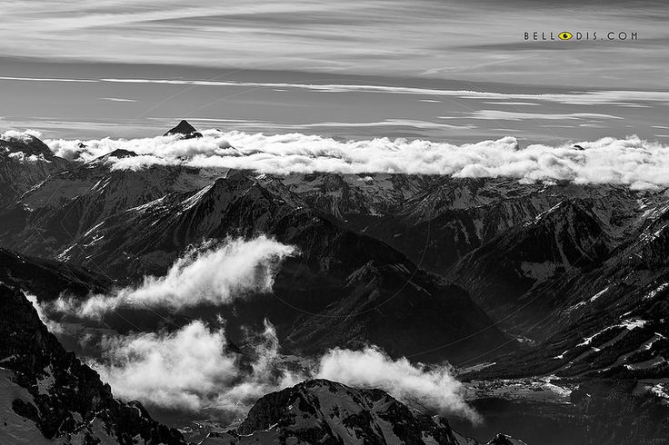 140553  View from the Dachstein