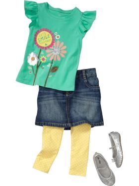 Toddler Girl Clothes: Outfits We Love | Old Navy