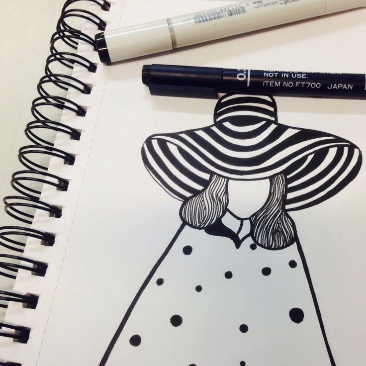Effect of boredom in class. Here just another illustration of mine