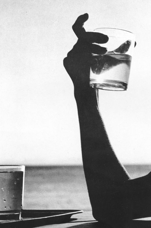 Herbert List - Hand Glass.
