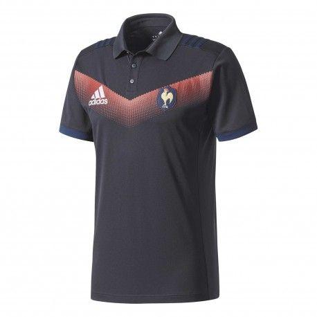 Polo présentation Rugby FFR Enfant / adidas