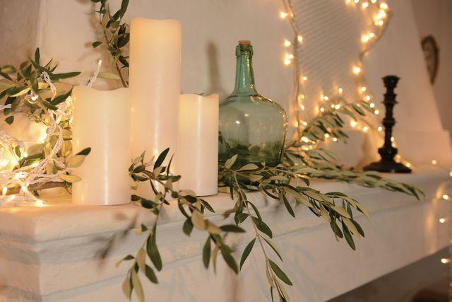 Une guirlande lumineuse à disposer à l'envi à Noël.