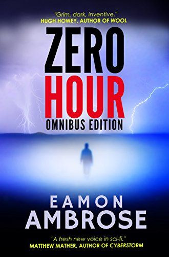 A sole survivor. A quest for answers. A deadly race against time. Nothing is as it seems, in this breakthrough robo-apocalyptic sci-fi thriller. Expanded from the original short story to a bestselling serial, Zero Hour is now collected in a single volume.