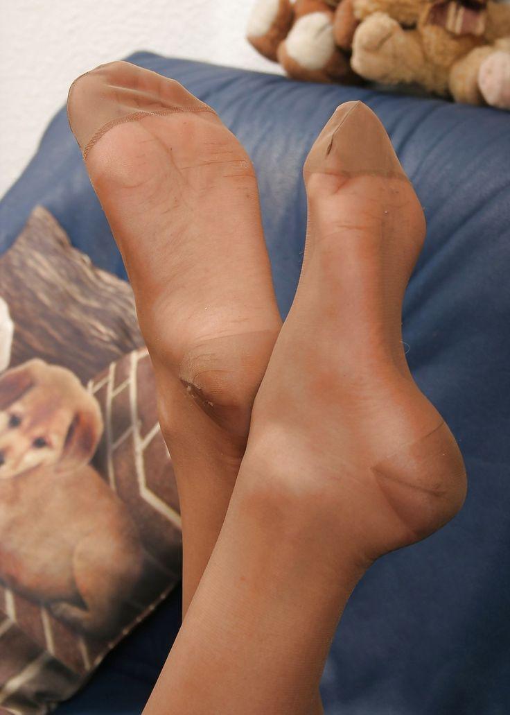 Share rht nylonfeet stocking try reasonable