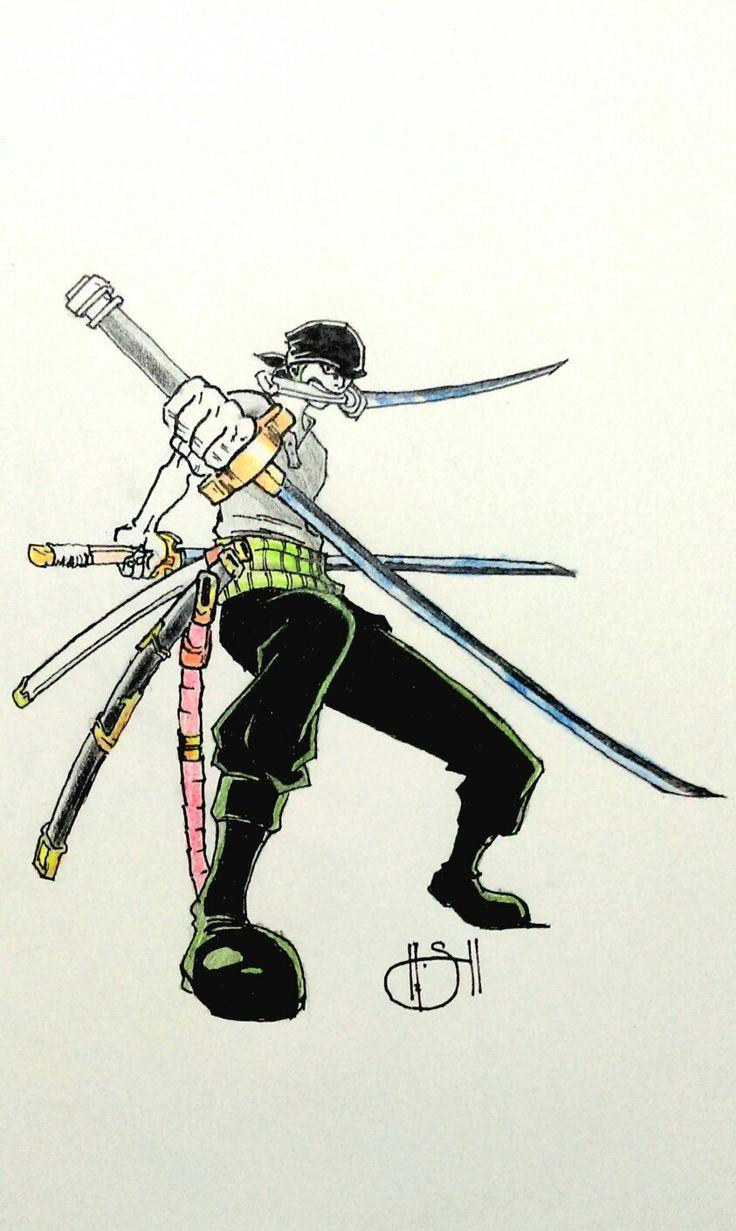 Roronoa Zoro(One Piece)