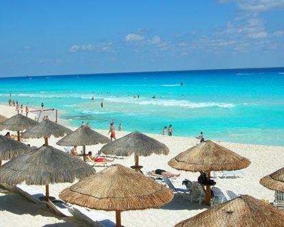 Just  #Beach in #Mexico www.inmexico.net
