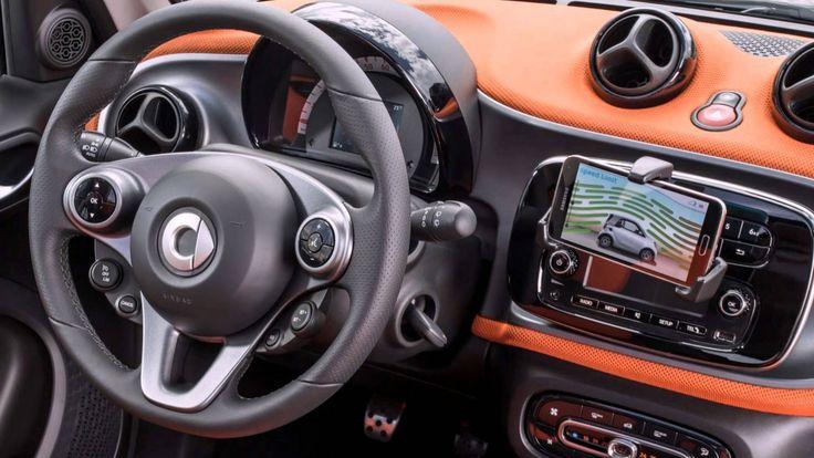автомобиль Smart Forfour 2015  !  !  !