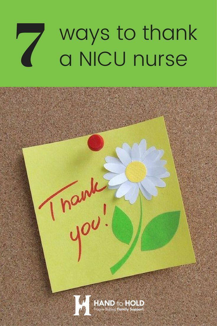 How do you say thank you to someone who had such an impact in your family? September 15 is NICU Nurse Appreciation Day, but these gift ideas can be used year round to show your nurses how much they mean to you.