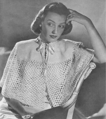 Knitting Pattern For A Bed Jacket : 17 Best images about Bed Jackets on Pinterest Satin, Vintage and Knitting p...