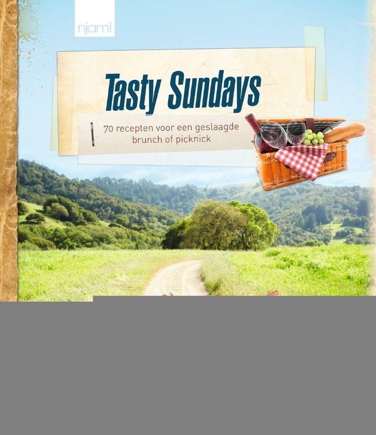 Een boek boordevol zalig lekkere, makkelijke en originele recepten voor een gezellige brunch. En als het zonnetje van de partij is, dan trekken we erop uit en dekken we de tafel op een picknickdeken! Genieten à volonté! - Boek Njam: Tasty Sundays