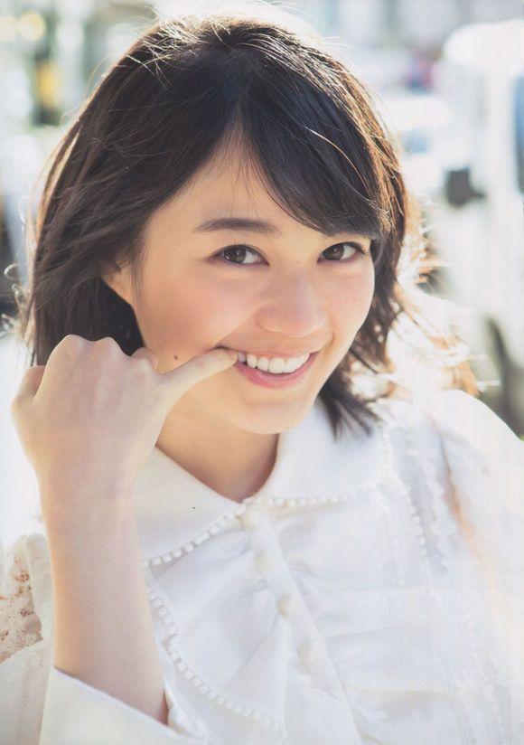 Ikuta Erika (生田絵梨花)