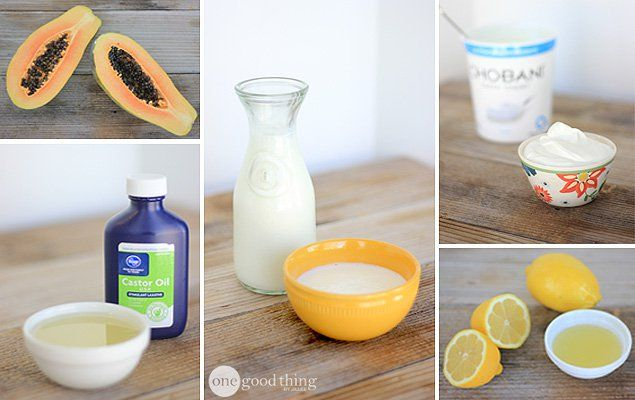 10 Natural Remedies For Age Spots You Can Find In Your Kitchen - One Good Thing by Jillee