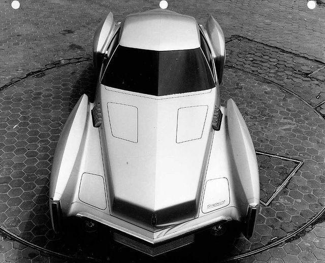 Weird Vintage Cars: Odsmobile Toronado (1966)