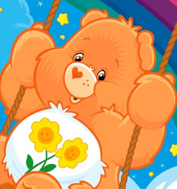 Friend Bear - Care Bear Wiki