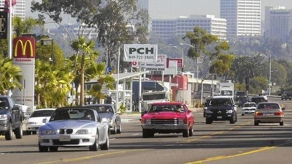 CAs On/Off Road | Newport Beach will monitor driver's cellphone bluetooth data to better understand traffic, congestion