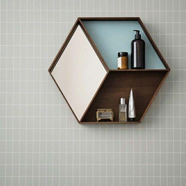 Badezimmerspiegel Dekorieren Praktische Tipps Und Inspirierende
