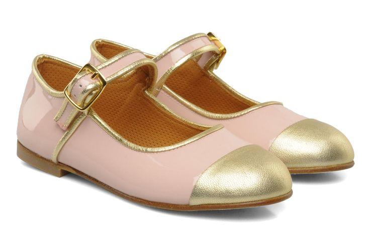 Petit Maloles flat girl shoes