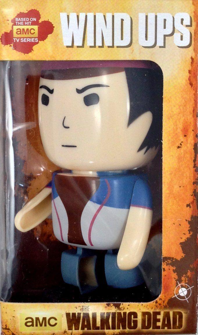 Amazon.com: AMC Walking Dead Wind-up Glenn by Bulls-I-Toy: Toys & Games