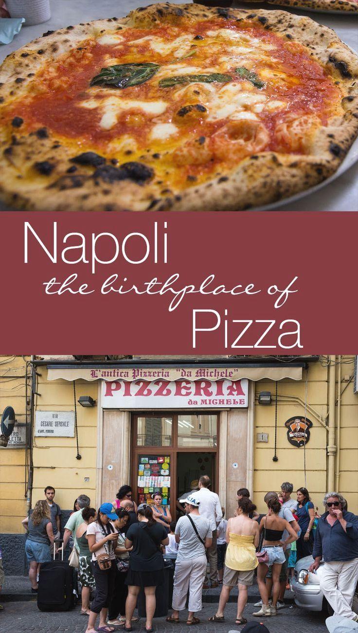 Pizza in Napoli (Naples), Italy