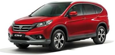 Honda Prepares The All New CR-V Diesel
