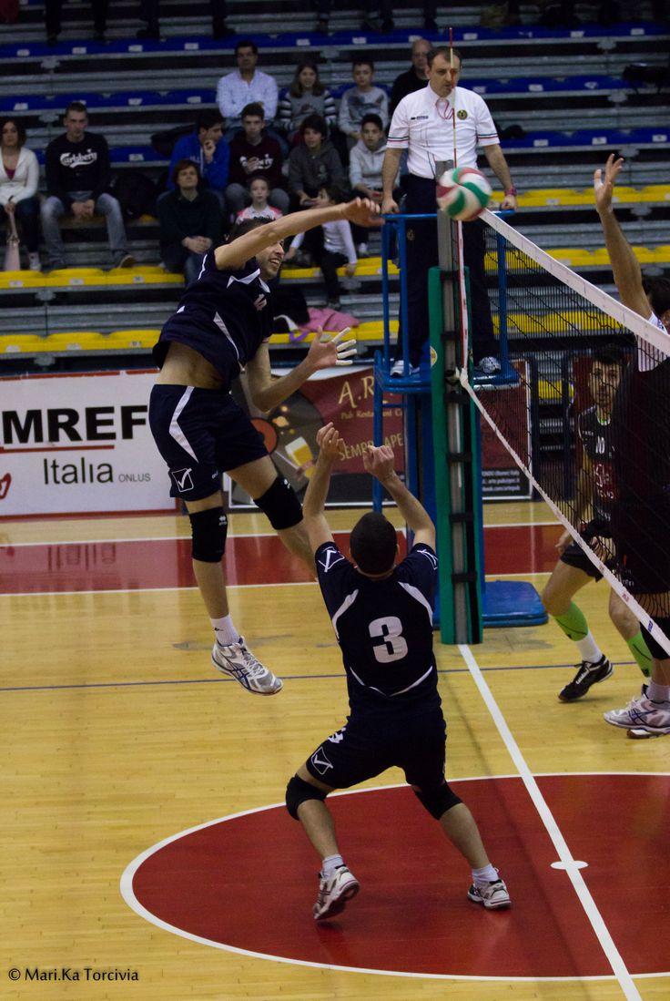 B1M Monterotondo - Ferrara  Mario Marino (M), Matteo Piccini (M)  (Foto di Marika Torcivia)
