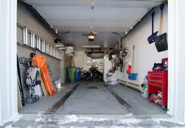 5 Great Ways To Heat A Garage In Winter Garage Workshop Garage