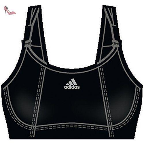 Adidas supernova sequence miCoach soutien-gorge de sport/p45808 couleur :  noir - Chaussures adidas (*Partner-Link)
