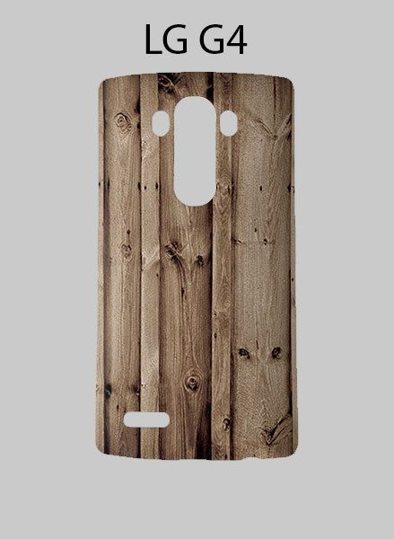 Rustic Vintage Wood Textures LG G4 Case Cover
