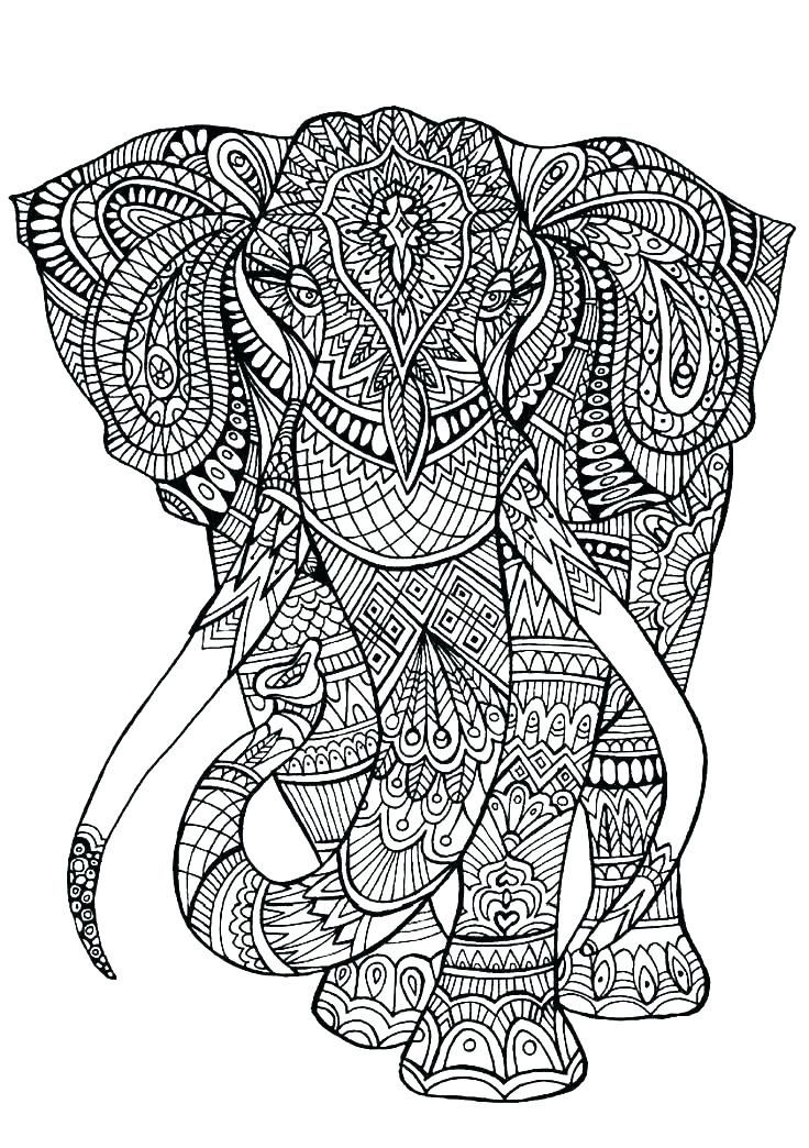 12 Artistique Coloriage Difficile Mandala Photograph Coloriage
