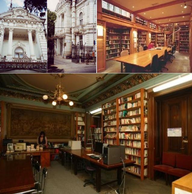 Biblioteca Franceza OMNIA Craiova a fost fondată din iniţiativa unui grup de intelectuali craioveni – scriitori, oameni de teatru, cadre universitare, artişti plastici – cu sprijinul Institutului pentru Dezvoltarea Relaţiilor Culturale cu România din Lyon-Franţa şi cu ajutorul Primăriei din Lyon şi al cetăţenilor lyonezi.