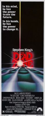 The Dead Zone (1983) movie #poster, #tshirt, #mousepad, #movieposters2