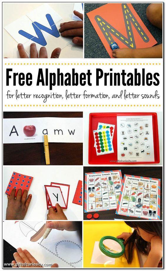 11 besten lernen Buchstaben/Lesen Bilder auf Pinterest | Erste ...