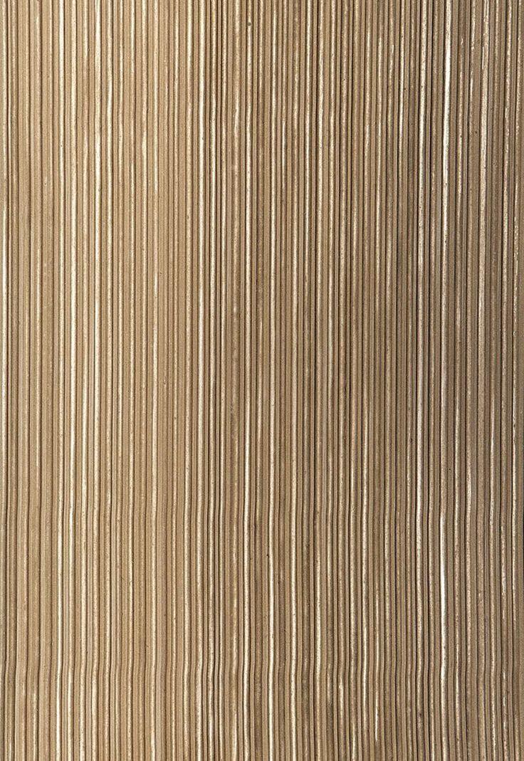 FSchumacher Wallpaper 529906 Rimini Rib Sable